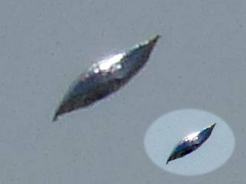 UFO dowody