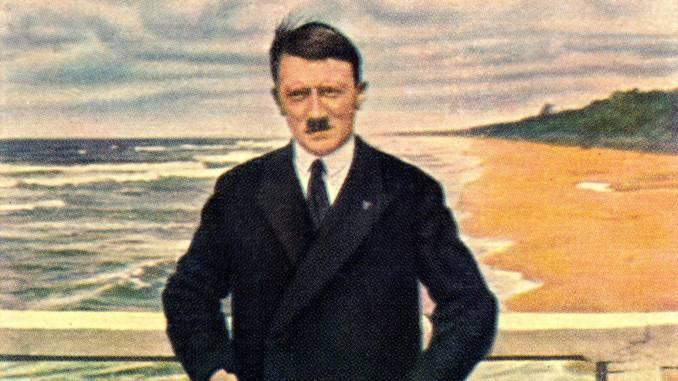 Adolf Hitler żyje