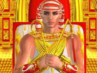 cylindry faraonów
